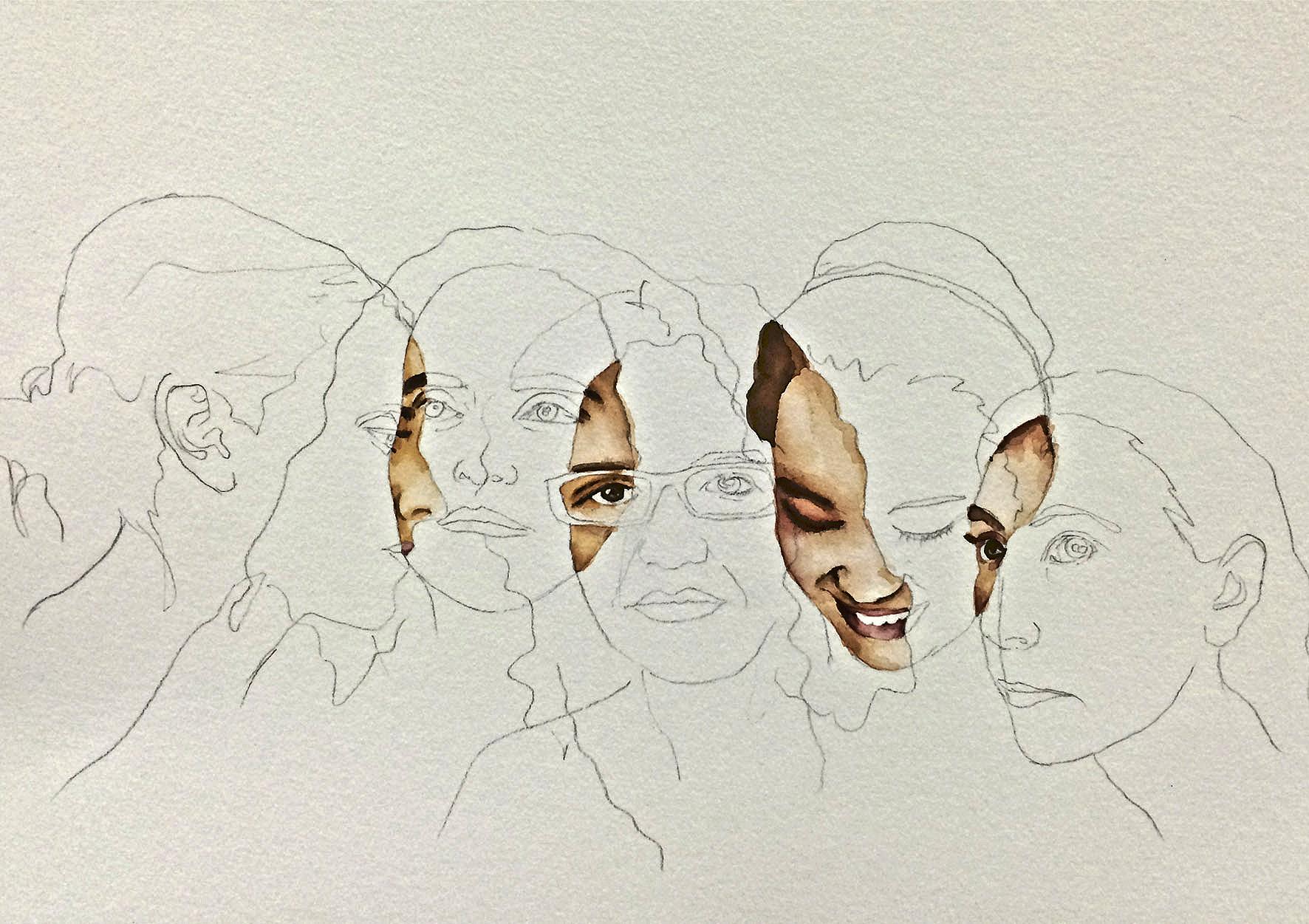 Diálogos y desplazamientos del saber de mujeres artistas-docentes. Una investigación biográfica narrativa con mujeres artistas-docentes.